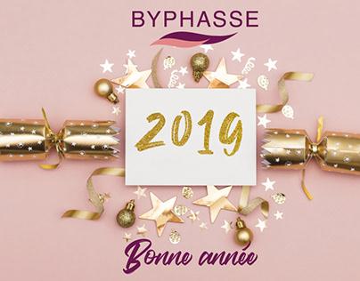 Image couvertures Facebook noël et nouvel an 2019