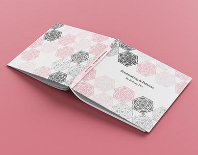 Printmaking & Patterns Book