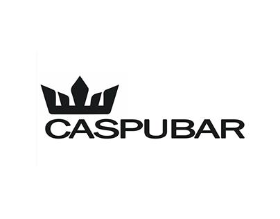 CASPUBAR Restaurant Menù Brouchure