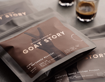 SPECIALTY COFFEE BY GOAT STORY