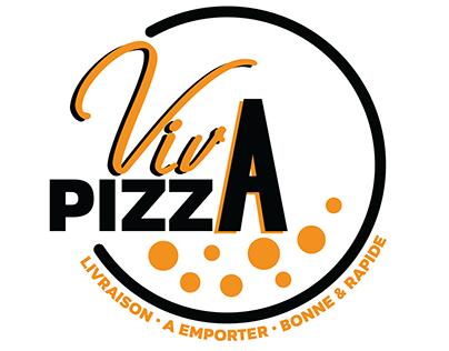 Viva Pizza - Logo Reveal