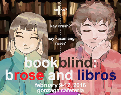 BookBlind: bRose and Libros