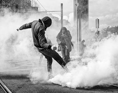 Against labour law • Nantes #03