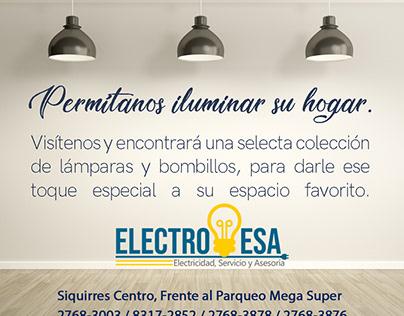 Almacén Técnico Eléctrico ELECTROESA