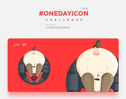 ONEDAYICON CHALLENGE 1-20