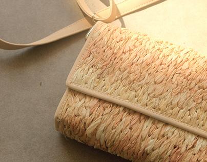 Gebang Palm Fiber Bag