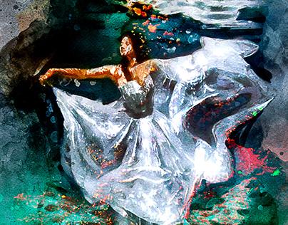 Aqua femme