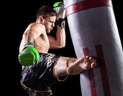 Fitness and Sports Photography