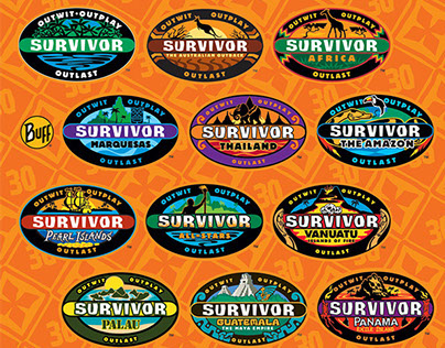 30 Seasons of Survivor Products