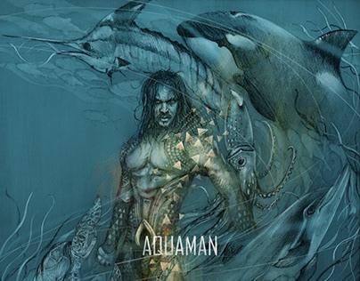 Aquaman - Alternative Film Poster