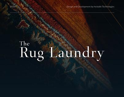 The Rug Laundry- Website Design