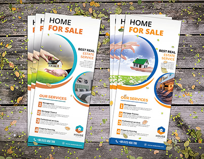#Real Estate DL Flyer