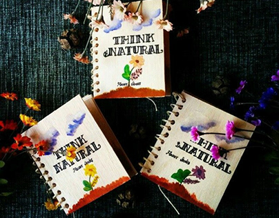 ThinkNatural Handmade Notebook