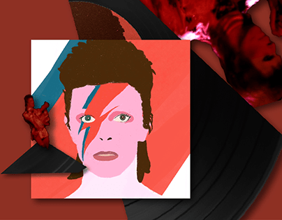 纪念David Bowie