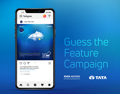 TATA Guess the Feature Campaign
