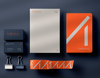Caracal - Logo redesign