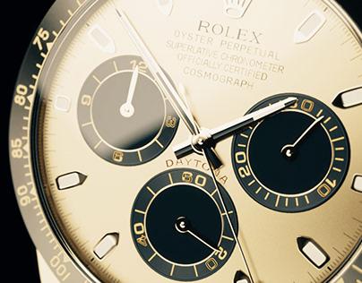 Rolex Watch - Studio Animations