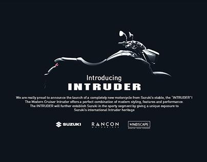 Suzuki Intruder Social Media Contents 2018