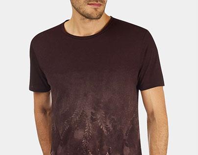 Burton Menswear | T-shirt print