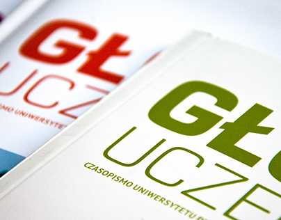 "Academic newspaper ""Glos Uczelni"""