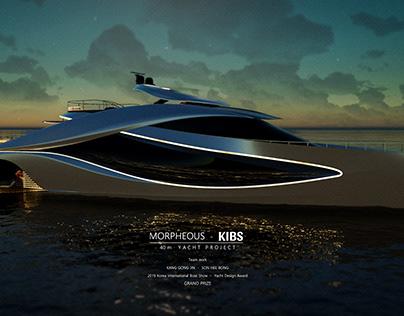 Morpheous-Yacht Design Project. KIBS AWARD