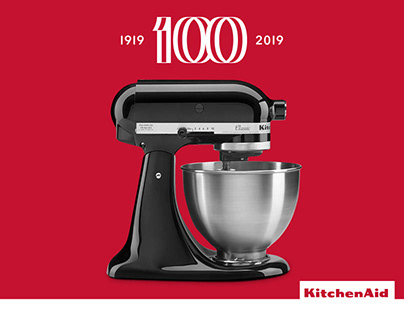 KitchenAid #100anos