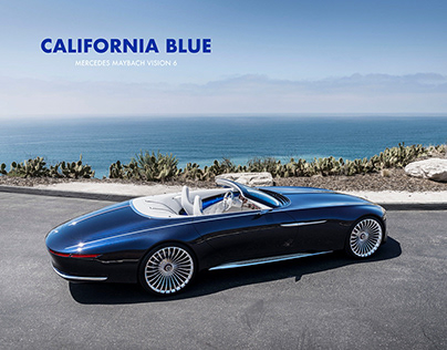 CALIFORNIA BLUE
