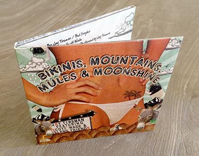 Jay Tinsman - CD Package Design