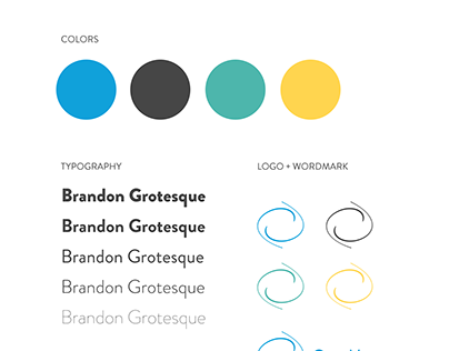 Cory Muscara Brand Exploration