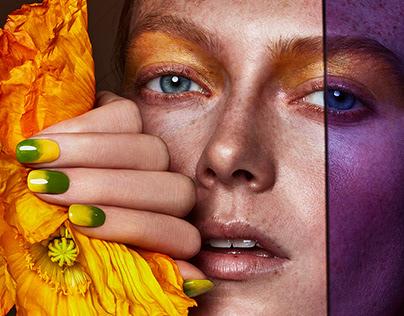 AMAZING MAGAZINE 8/2020- loving freckles and flowers