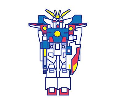 Gundam Wing - Fan art
