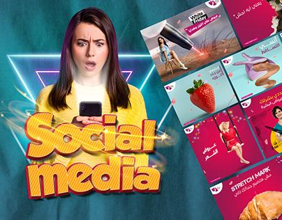 Social media - plastic doctor Vol-1