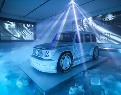 Mercedes x Virgil Abloh Launch 2020