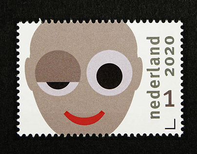 Special stamps for Dutch PostNL