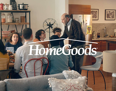 HomeGoods: Make Home Yours Campaign