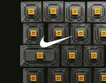 NIKE NYC KEYBOARD