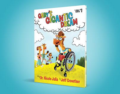 Gary's Gigantic Dream Children's Book