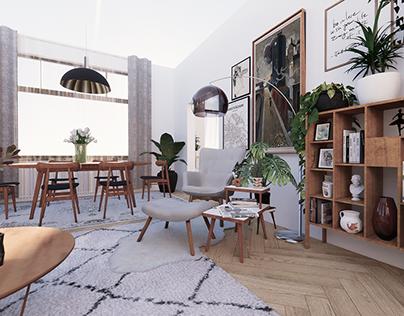 Apartment Renovation in Stockholm