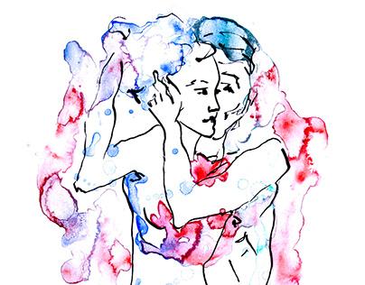 Schiele Lovers