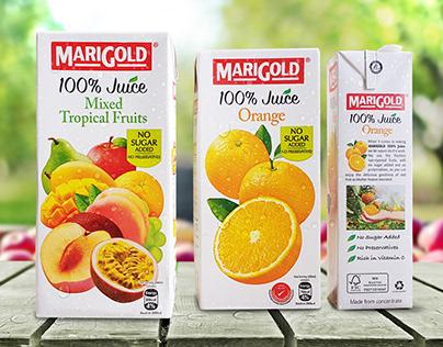 Marigold 100% Juice
