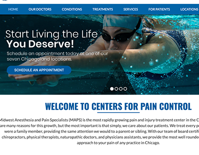 Centers for Pain Control