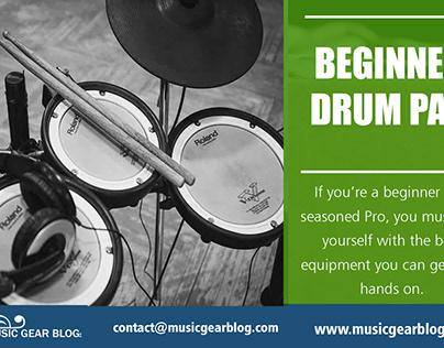 Beginner Drum Pad