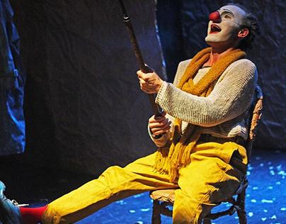 Дон Кихот. Клоунада по Сервантесу.