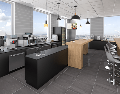 Kitchen for Electrolux