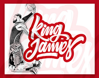 King James // Type & Drawing