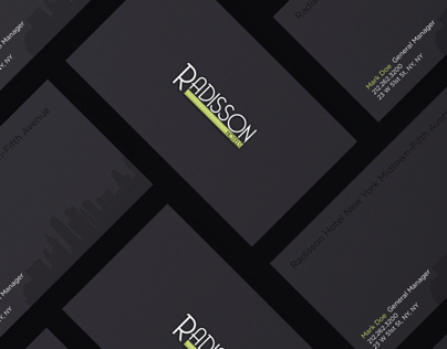 Radisson Logo Rebrand