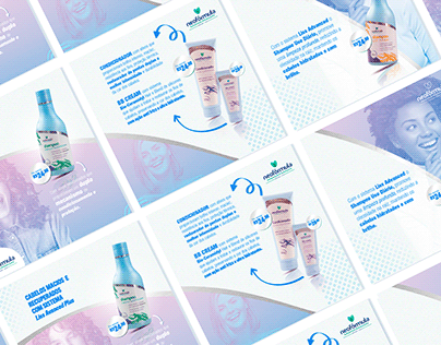 Post feed Carrossel para a farmácia Neofórmula.
