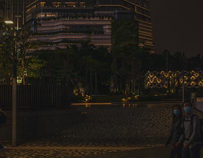 Overnight in Kowloon