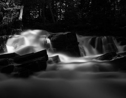 Waterfalls Harz