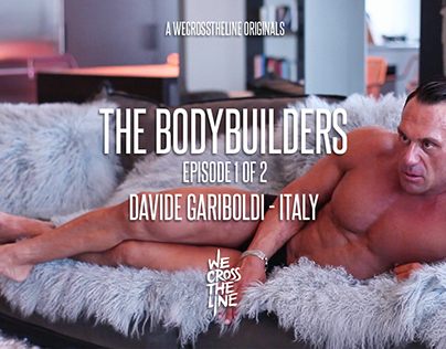 The Bodybuilders - Davide Gariboldi - Italy